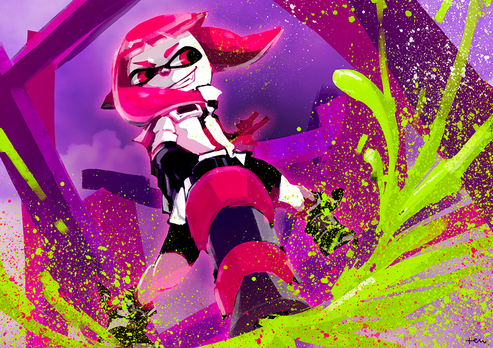 Splatoon [版権]